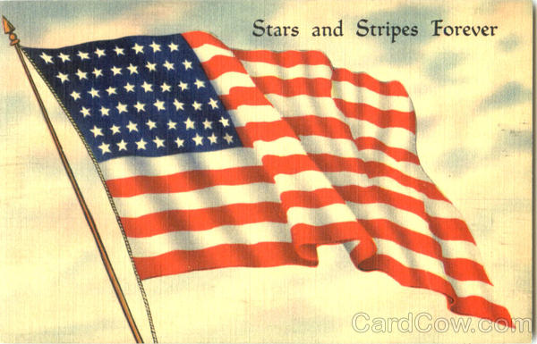 Stars And Stripes Forever Patriotic