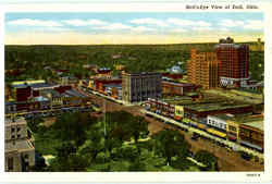 Bird's-Eye View Of Enid