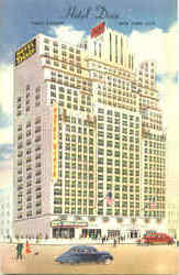 Hotel Dixie, 43rd Street West of Broadway
