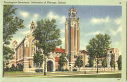 Theological Seminary Postcard