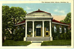 The Jennings Public Library