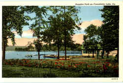 Ruggles Park On Canadohta Lake