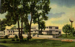 Tam O' Shanler County Club Postcard