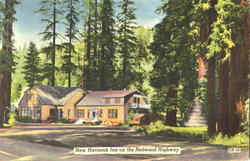New Hartsook Inn On The Redwood Highway