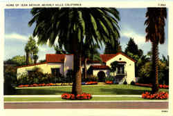 Home Of Jean Arthur Beverly Hills, CA