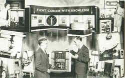 Fight Cancer With Knowledge Postcard