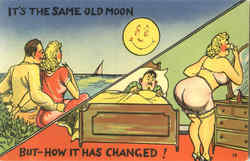 It's The Same Old Moon