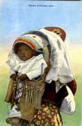 Indian Papoose