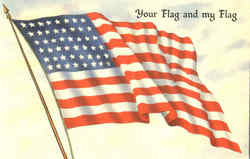 Your Flag And My Flag