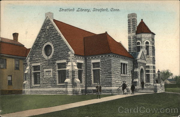 Stratford Library Connecticut