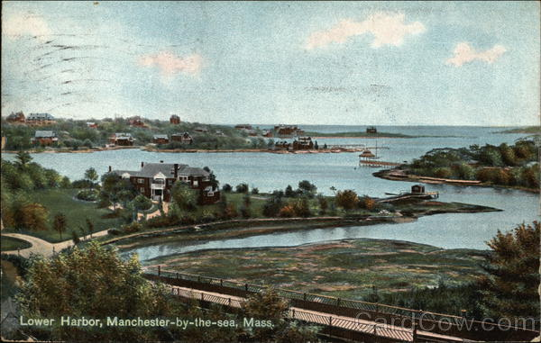 Lower Harbor, Manchester-by-the-Sea Massachusetts