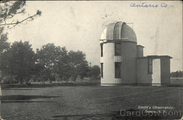 Smith's Observatory Geneva New York