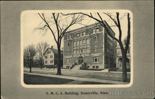 Y.M.C.A. Building Somerville Massachusetts