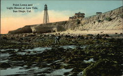 Point Loma and Light House