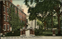 Brown University - Robinson Gale and Hope College