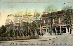 Post Office and Southern Pines Hotel