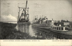 Launch Empress, Owners Lauritzen Brothers