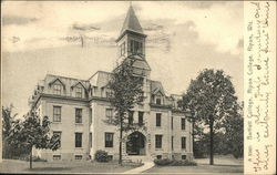Bartlett College and Ripon College Postcard