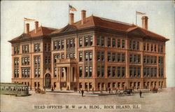 Head Offices-M. W. of A. Bldg.