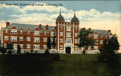 Berks Hall, Muhlenberg College
