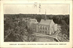 Seminary Buildings--Augustana College and Theological Seminary