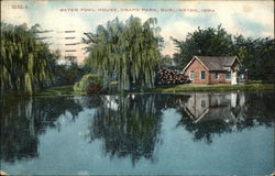 Water Fowl House, Crapo Park