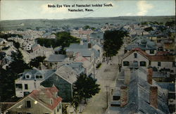 Birds Eye View of Nantucket
