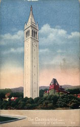 The Campanile, University of California