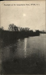 Moonlight on the Susquehanna River