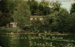 Daniel's Bath and Boat House