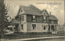 Congregational Parsonage