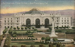 Auditorium, Civic Center