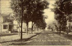 Third Ave., West Hill