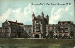 Erasmus Hall, High School