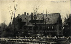 Colgate University - Chemical Laboratory
