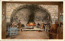 The Fire Place, Herman's Rest