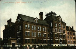State Normal School, Oswego, N.Y.