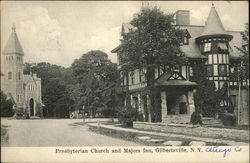 Presbyterian Church and Majors Inn