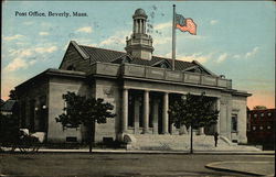 Beverly, Mass Post Office