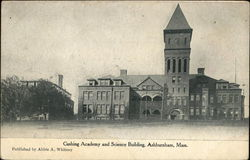 Cushing Academy and Science Building