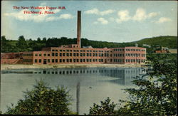The New Wallace Paper Mill
