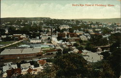 Bird's Eye View of Fitchburg