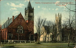 Baptist Congregational Church and Grammar School
