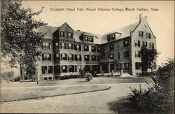 Elizabeth Mead Hall, Mount Holyoke College