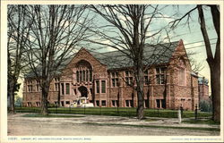 Mt. Holyoke College - Library