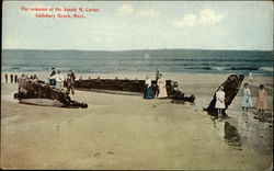 The Remains of the Jennie M. Carter