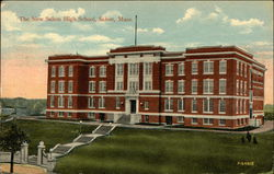 The New Salem High School