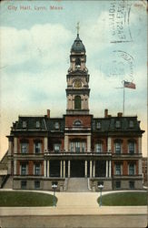 City Hall in Lynn, Mass