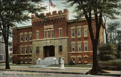 Standish Guards Armory