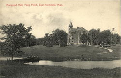 Marquand Hall, Perry Pond